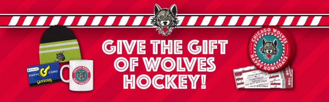Chicago Wolves Gift Pack